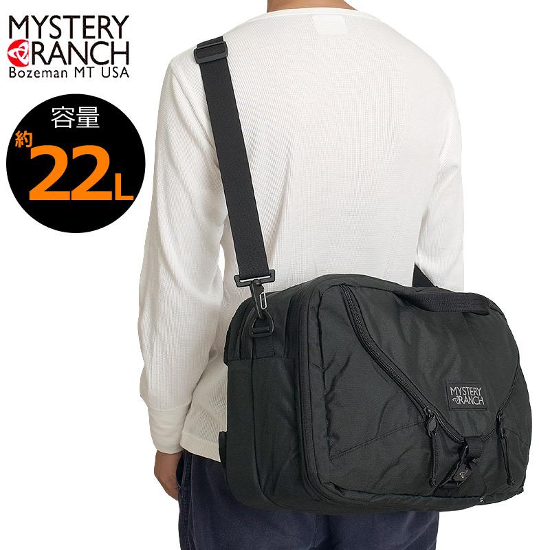 セール MYSTERY RANCH #1184 3-ウェイ ブリーフケース ビジネスバッグ【TKA】