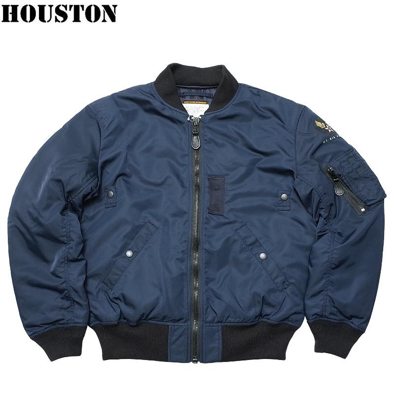 sale HOUSTON ヒューストン #5005 B-15C モディファイ フライトジャケット メンズ B15C アウター ブルゾン MOD