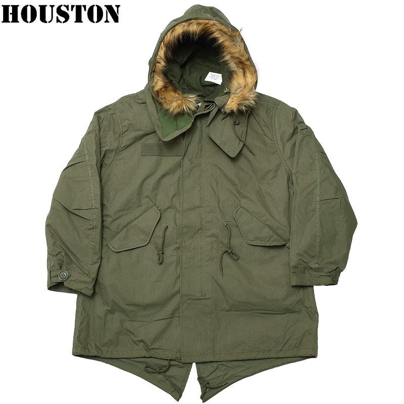 sale HOUSTON ヒューストン #5410 M-65 パーカーメンズ M65 コート アウター
