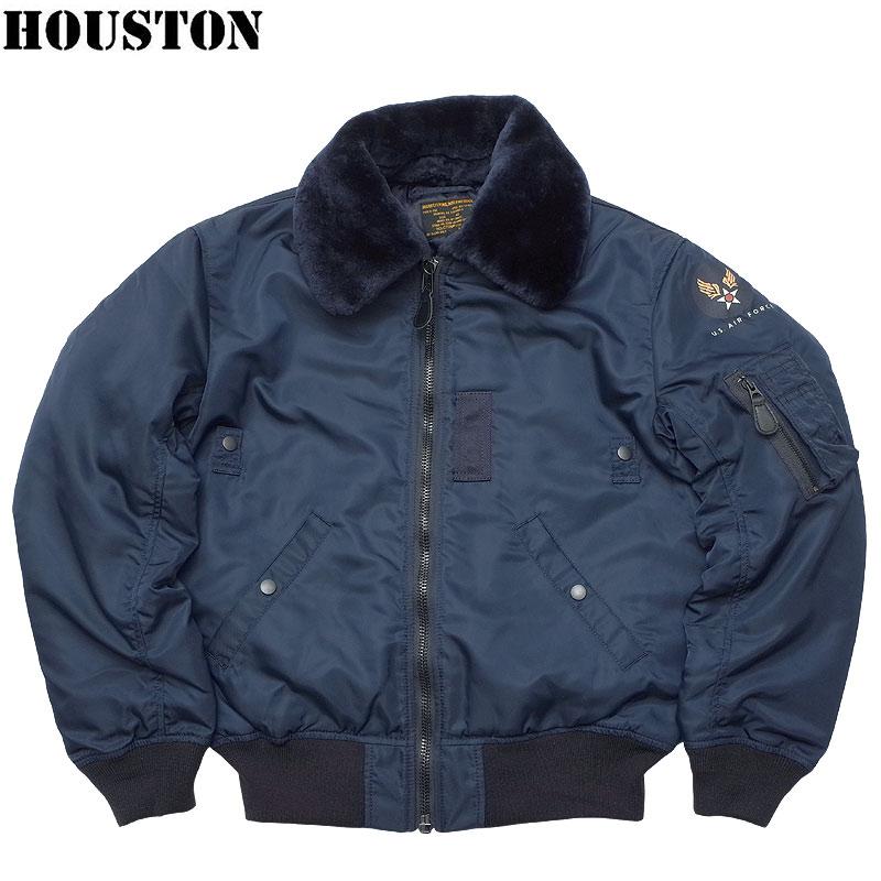 sale HOUSTON ヒューストン #5002 B-15C フライトジャケット メンズ B15C アウター ブルゾン