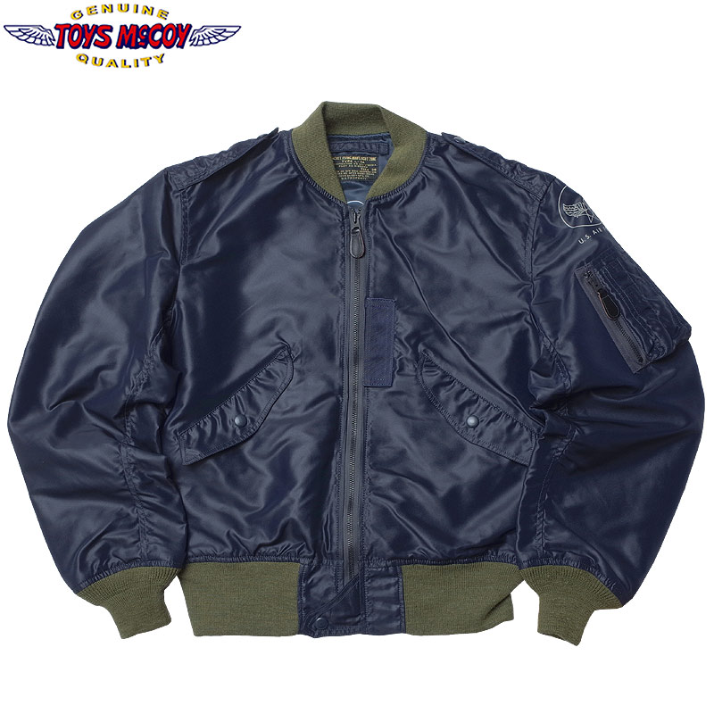sale TOYS McCOY トイズマッコイ #TMJ2009 L-2Aフライトジャケット『TOYS McCOY MFG.CO.』 L2A ブルゾン メンズ アウター ミリタリー