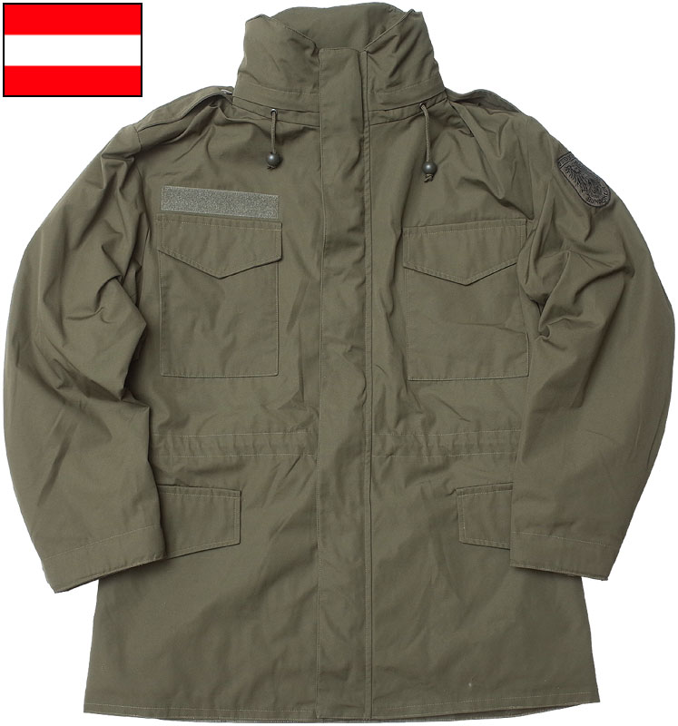 sale オーストリア軍 ゴアテックス ジャケット デッドストック JJ263NN