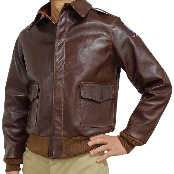 """ノベルティープレゼント BUZZ RICKSON'S #BR80253 A-2 フライトジャケット  『No.23380 """"ROUGH WEAE CLOTHING CO.""""』 【・沖縄・離島除く】"""