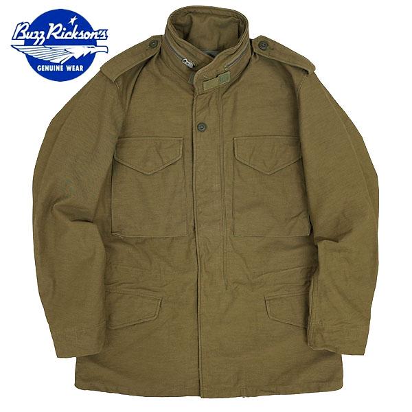 BUZZ RICKSON'S バズリクソンズ #BR11702 M-65 フィールドジャケット メンズ アウター コート M65