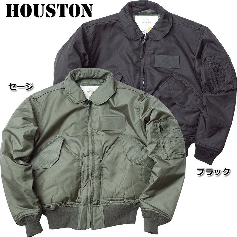 sale HOUSTON #5CW45P CWU-45/P フライト ジャケット ヒューストン