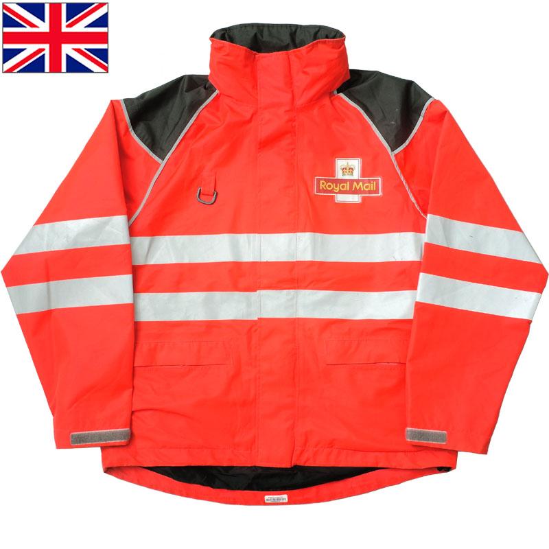 sale イギリス郵便局 ロイヤルメール 3レイヤー 防水ジャケット USED