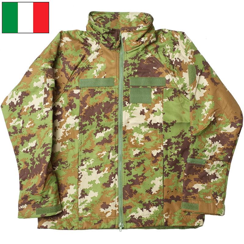 sale イタリア軍 ソフトシェルジャケット VEGETATO デッドストック