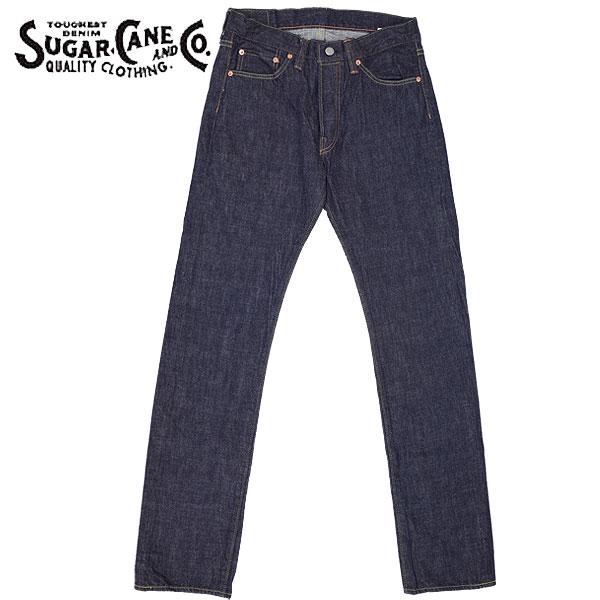sale SUGAR CANE #SC42014A 12オンス デニム スリムフィットモデル