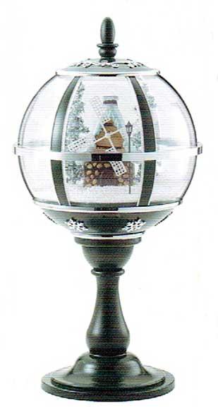 スノーイングランプボール(風車)4636GR