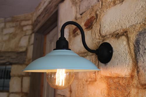 グリーングレー系D型【送料無料】1点もの ブラケットライト 室内照明 壁掛けライト ブラケット照明 屋外照明 照明 LED アンティーク レトロ 照明器具 おしゃれ 北欧