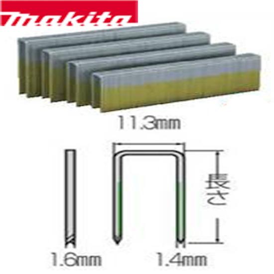 【正規店】 マキタ makita フローリングエアタッカ用ステープル 長さ32mm 1132フロアM(大箱)  F-81682