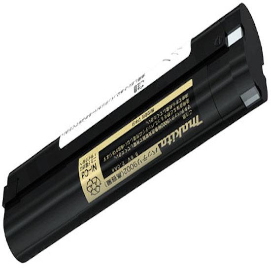 マキタ掃除機充電式クリーナー 部品部品 バッテリー9002(9.6V)