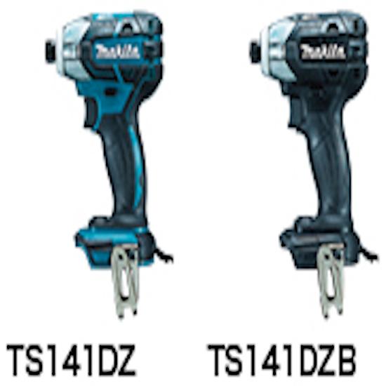 マキタ ソフト インパクトドライバ 18v 充電式ソフトインパクトドライバ TS141DZ 本体のみ バッテリ・充電器・ケース別売