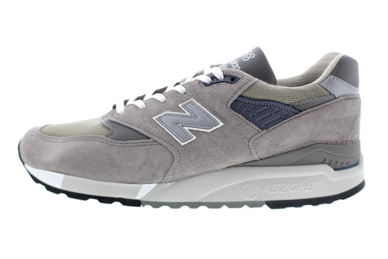 NEW BALANCE M998 GRY 70240327 GREY ニューバランス
