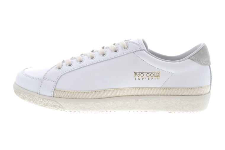 Pantofola d'Oro 17 PG64-WHT White PG64 パントフォラドーロ
