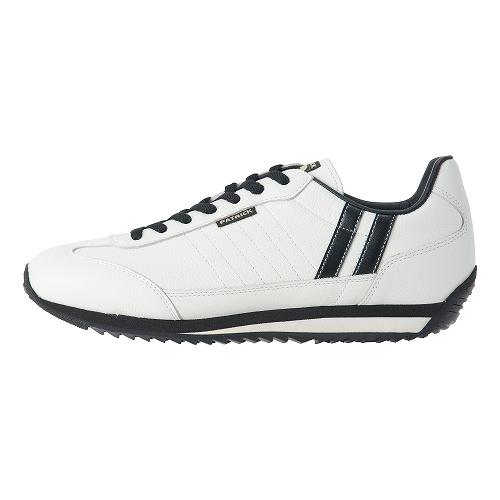 PATRICK 18Q3 MARATHON-L 98900 White/Black 98900