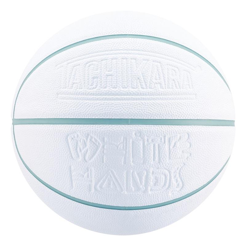 タチカラ国内正規取扱店 卸直営 日本正規品 TACHIKARA バスケットボール 送料無料 7号球 商品 BASKETBALL タチカラ ボール ホワイトハンズ レディース キッズ WHITE アイスブルー Blue- SB7-263 ホワイト メンズ HANDS-Ice ホワイト系