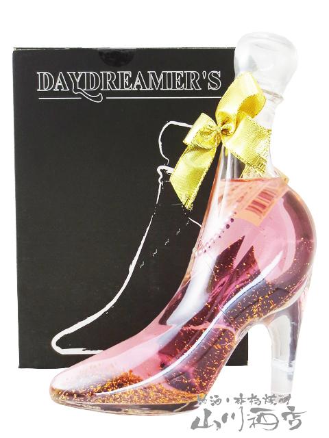 デイドリーマー 薔薇 バラ ピンク シンデレラ ガラスの靴 贈り物 フランス シュー DAY 350ml 5178 DREAMER'S 希望者のみラッピング無料 敬老の日 金箔入り ギフト ローズ 卓出 プレゼント リキュール