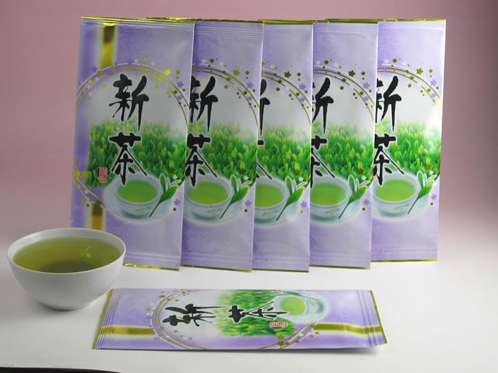 新登場 2021年産 令和3年度産 販売 新茶 1袋オマケ付 新茶ご予約承り中2160円新茶1袋プレゼント 送料無料 新茶2160円×5袋