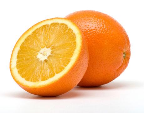オレンジ1個大玉【楽ギフ_包装選択】【楽ギフ_のし宛書】【楽ギフ_メッセ入力】