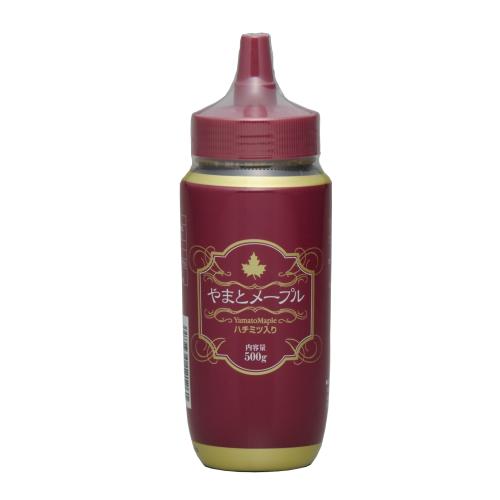 メープル シロップ スーパーSALE 格安激安 やまとメープル メーカー直販 やまと蜂蜜 100%品質保証! 500g