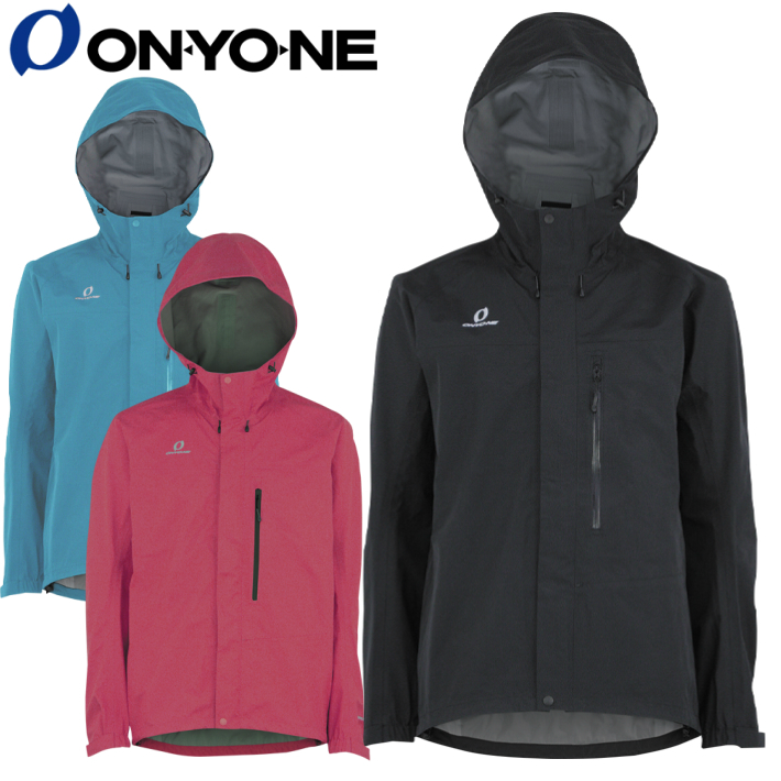 オンヨネ ONYONE メンズ COMBAT JACK(OG) レインジャケット ODJ91808 合羽 カッパ 防雨 防水 防風