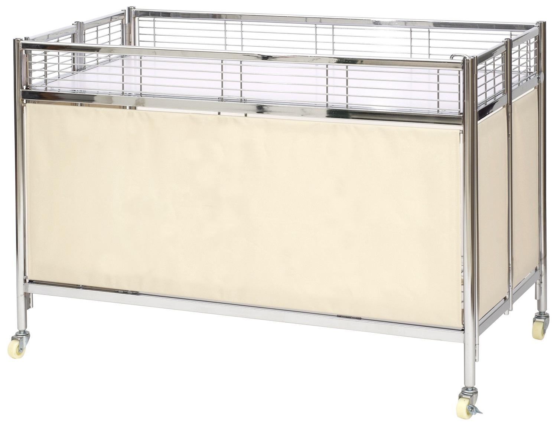 【送料無料!】中折れ式ワゴンW1200【アイボリー】催事などでご使用頂けるテントワゴンです♪折り畳んでコンパクトに!便利な収納棚つき!※お急ぎの際はご注文前に一度在庫をお問い合わせ下さい。