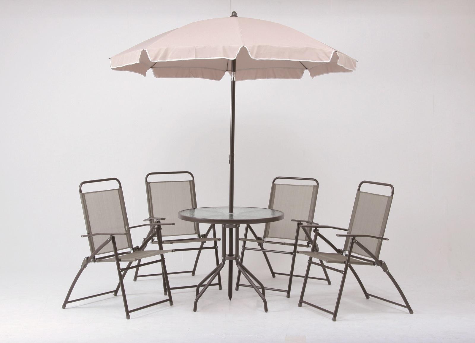 ガーデン6点セット&ベースアウトドア オープンカフェに!!在庫切れの場合は、納期をお知らせ致します。