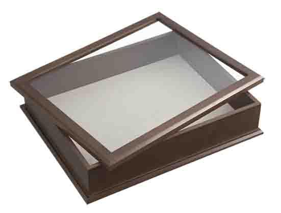 ガラスケース チャコール 小物アクセサリーの陳列・ディスプレーに在庫切れの場合は、納期をお知らせ致します。