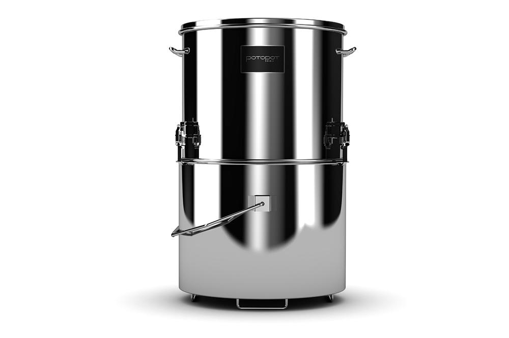 ヤマトヨ産業 業務用油ろ過容器 「ポトポット」23L用容器