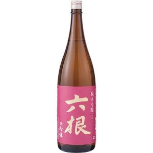 【5,000円以上送料無料】【ケース品】松緑 純米吟醸 ルビー 1.8L 6本入り