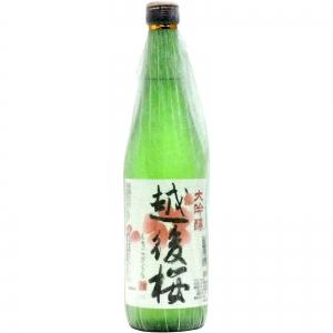 【5,000円以上送料無料】越後桜酒造 大吟醸 越後桜 720ml