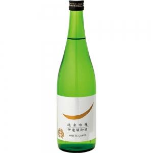 【5,000円以上送料無料】【ケース品】勝山 純米吟醸 WHITE LABEL 720ml 12本入り