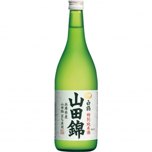 5 評判 000円以上送料無料 白鶴 特撰特別純米酒 山田錦 720ml 男女兼用