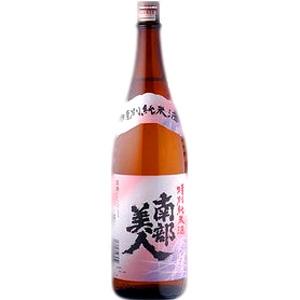 【5,000円以上送料無料】【ケース品】南部美人 特別純米酒 1800ml 6本入り