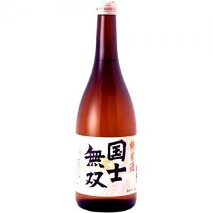 【5,000円以上送料無料】【ケース品】国士無双 純米酒 720ml 12本入り
