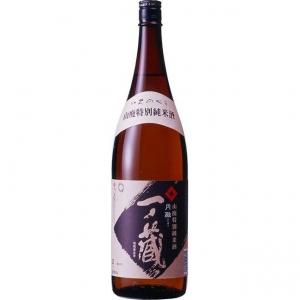 【5,000円以上送料無料】【ケース品】一ノ蔵 山廃特別純米酒円融 1800ml 6本入り