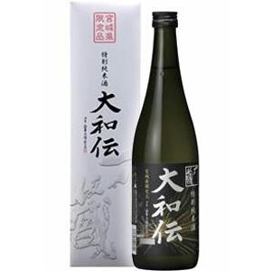 【5,000円以上送料無料】【ケース品】一ノ蔵 特別純米酒大和伝 720ml 12本入り