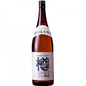 【5,000円以上送料無料】【ケース品】一ノ蔵 特別純米樽酒 1800ml 6本入り