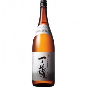 【5,000円以上送料無料】【ケース品】一ノ蔵 特別純米酒超辛口 1800ml 6本入り