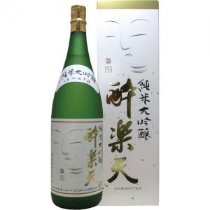 【送料無料】【ギフト品】【代引不可】秋田酒造 純米大吟醸 酔 1800ml