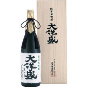 【送料無料】【ギフト品】【代引不可】大洋酒造 純米大吟醸 大洋盛 1800ml