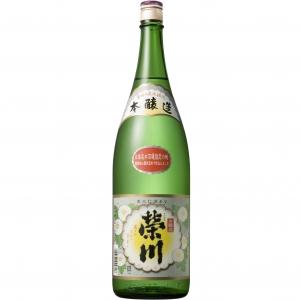 【5,000円以上送料無料】【ケース品】榮川 本醸造 1800ml 6本入り