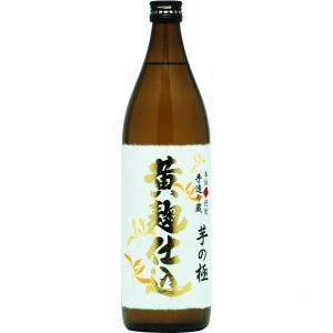【5,000円以上送料無料】【ケース品】櫻の郷酒造 芋の極 黄麹仕込 25度 900ml 12本入り