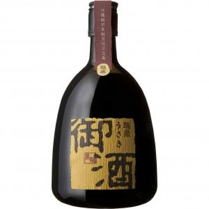 【5,000円以上送料無料】【ケース品】瑞泉酒造 御酒 30度 720ml 6本入り