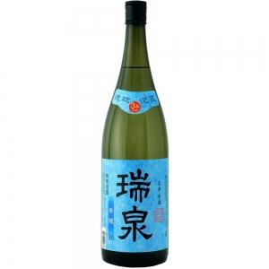 【5,000円以上送料無料】【ケース品】瑞泉 青龍 3年古酒 1800ml 6本入り