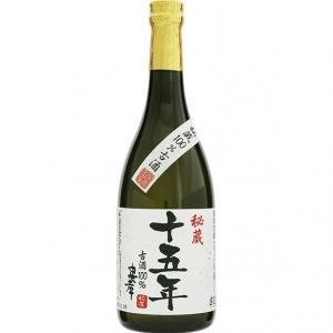 【送料無料】【ギフト品】【代引不可】忠孝15年古酒 40度 720ml