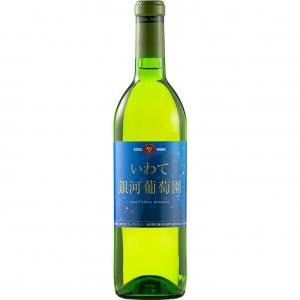 【5,000円以上送料無料】【ケース品】エーデルワイン いわて銀河葡萄園 白 720ml 12本入り