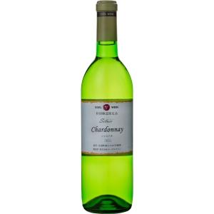 【5,000円以上送料無料】【ケース品】エーデルワイン シルバーシャルドネ 2015 白 720ml 12本入り