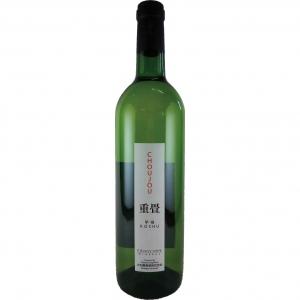 【5,000円以上送料無料】【ケース品】大和葡萄酒 重畳 750ml 12本入り